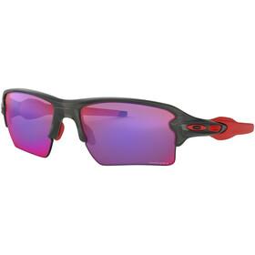 Oakley Flak 2.0 XL Sonnenbrille matte grey smoke/prizm road